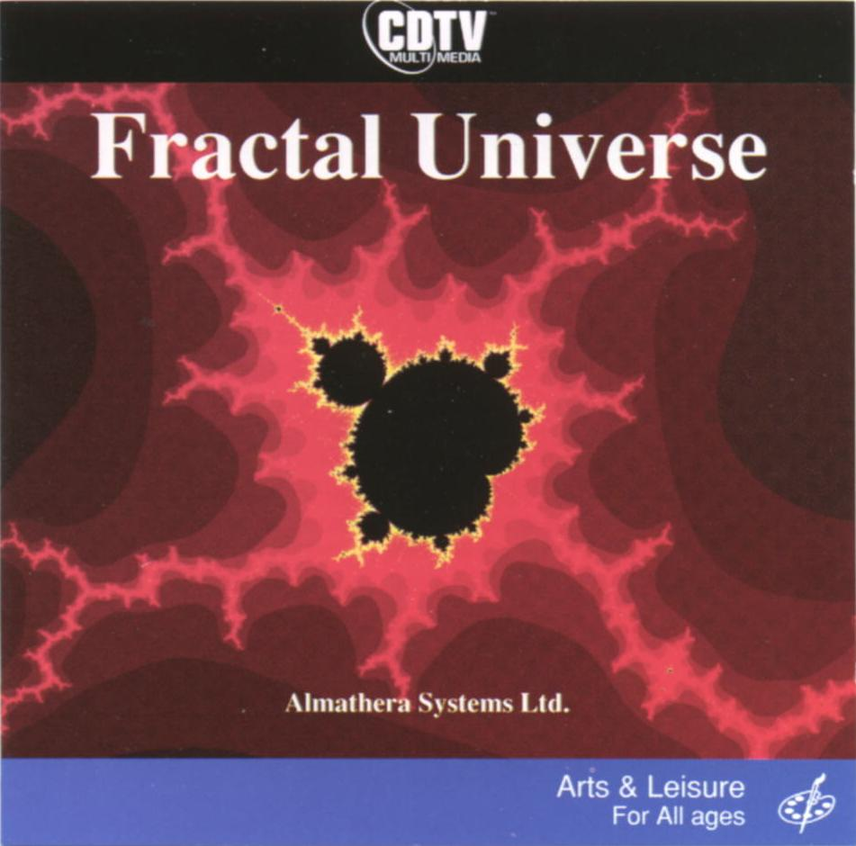 Fractal Universe_Cover