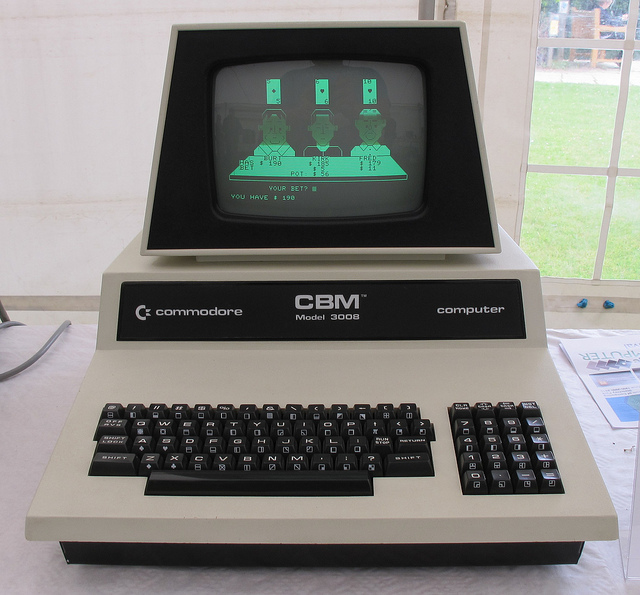 PET CBM Computer 3008