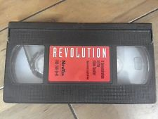 Revolution-Video Toaster VHS
