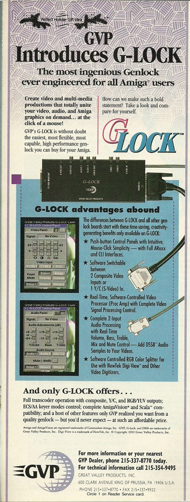 GVP G-LOCK
