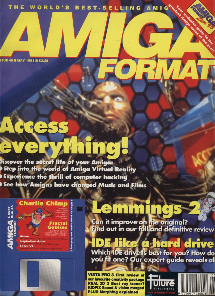 Amiga Format - May 1993