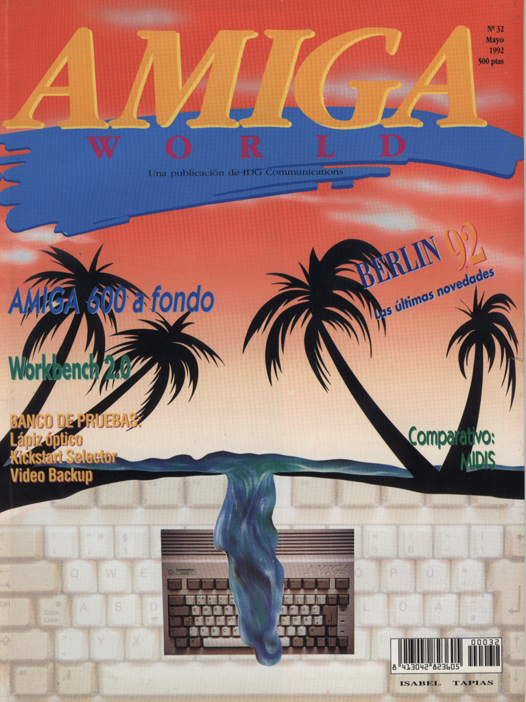 Amiga World SPAIN - Num 32