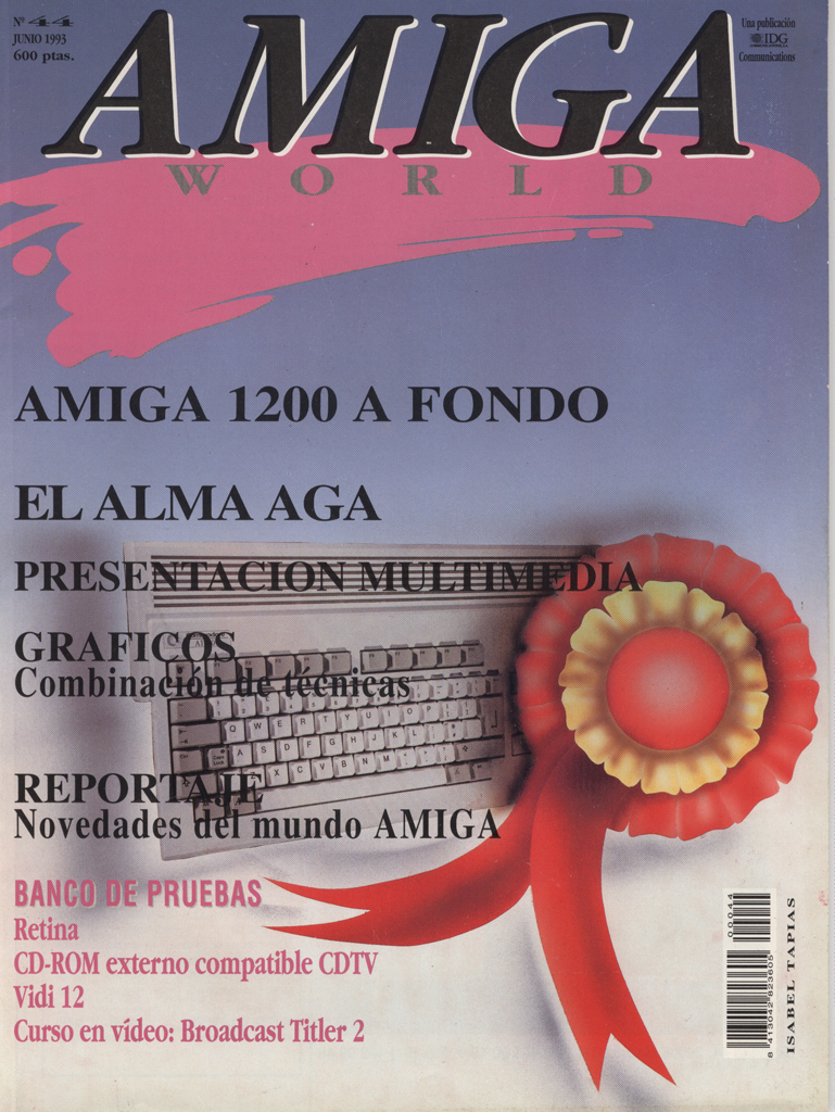 Amiga World SPAIN - Num 44
