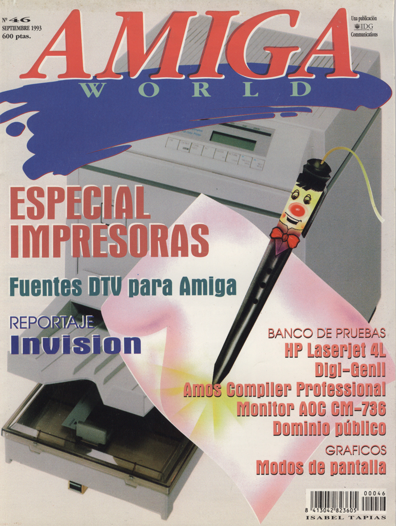 Amiga World SPAIN - Num 46
