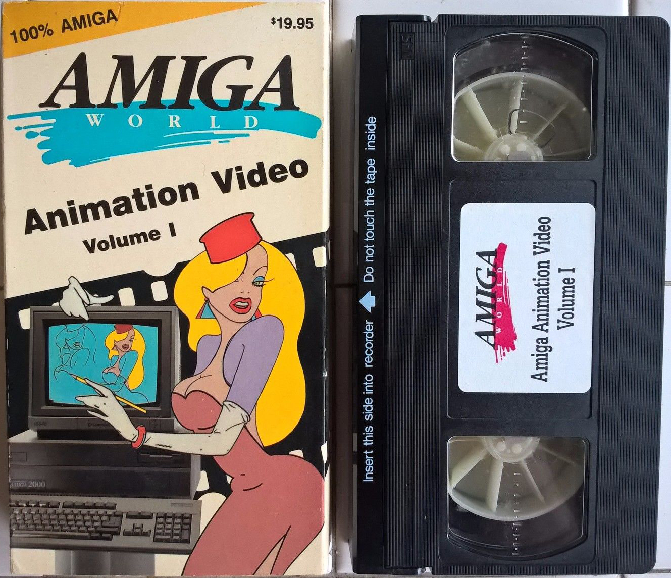amiga-world-vhs-tape-animation-video-volume-1-front